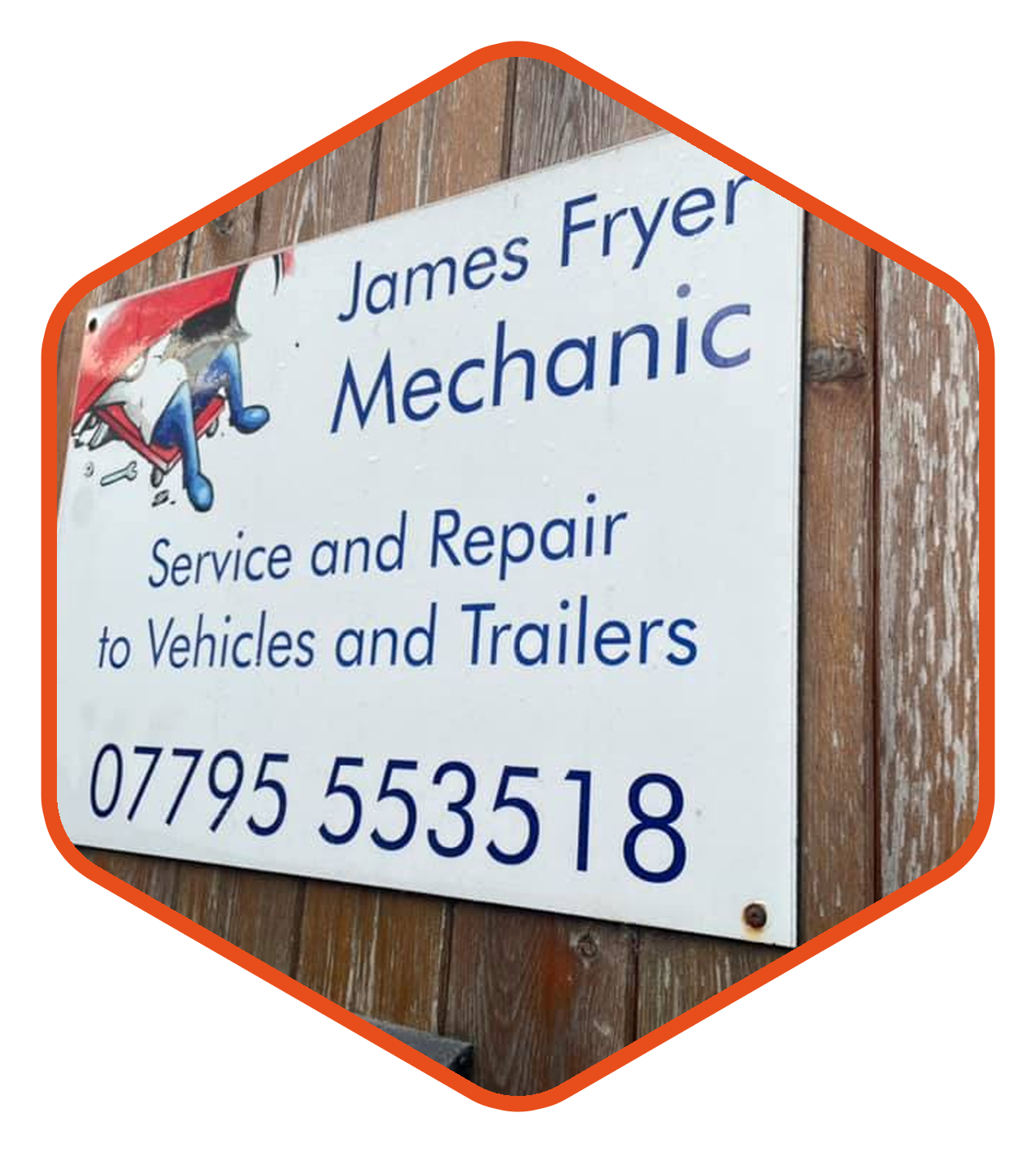 James Fryer Mechanic